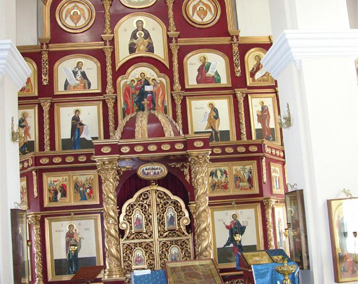 храм пантелеймона целителя киров фото